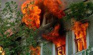 Весенне – летний пожароопасный период