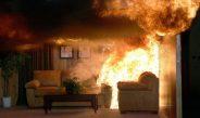 Информация о пожарах в Асбестовском городском округе за пять месяцев 2019 года.