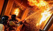Информация о пожарах в Асбестовском городском округе  за  семь месяцев 2019 года.