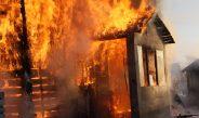 Информация о пожарах в Асбестовском городском округе за восемь месяцев 2019 года.