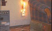 Электричество как источник пожара.