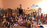 День Гражданской обороны в детском саду.