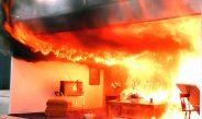 Находясь  дома, не забывайте о правилах пожарной безопасности