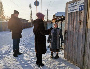 Профилактический рейд по соблюдению правил пожарной безопасности совместно с добровольцами отряда «Волонтеры Урала Асбест».