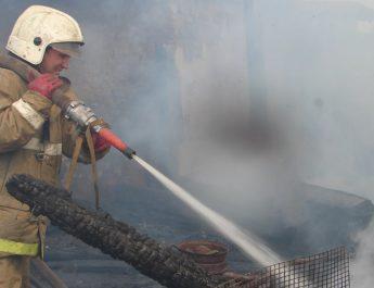 Информация о пожарах в Асбестовском городском округе  за двенадцать месяцев 2019 года.