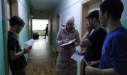 Профилактические рейды в общежитиях  Асбестовского городского округа.