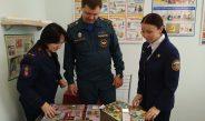 Конкурс детско-юношеского творчества по пожарной безопасности «Неопалимая купина» прошел в Асбесте.