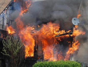 Информация о пожарах в Асбестовском городском округеза март 2020 года.