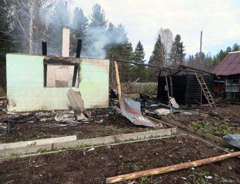 Информация о пожарах в Асбестовском городском округе  за четыре месяца 2020 года.