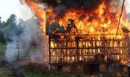 Информация о пожарах в Асбестовском городском округе  за пять месяцев 2020 года.