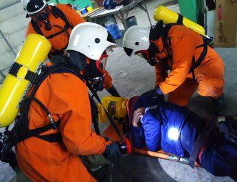 Подвели итоги  работы аварийно спасательного отряда МБУ АГО «Центр спасения» за 2020 год