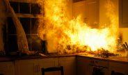 Информация о пожарах в Асбестовском городском округе  за  три месяца 2021 года.