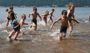 Лето — любимое время года детей.