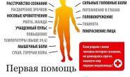 Правила безопасного поведения при сильной жаре